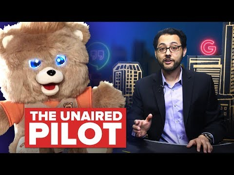 The unaired pilot of Alphabet City