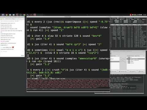 Live code improv