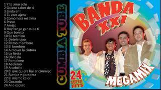 Banda XXI - Megamix Enganchados de Cuart...