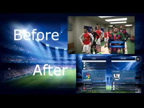 [PES 2015 PC] UEFA Champions League Anthem HQ by Secun1972
