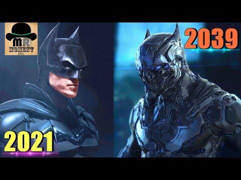 🔴 Самые МОЩНЫЕ КОСТЮМЫ БЭТМЕНА из мира DC Comics! [в ожидании Бэтмен 2021]