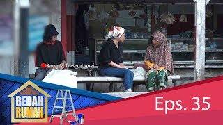 Ini Ekspresi Ade Herlina Saat Mendapat Tantangan | BEDAH RUMAH SPESIAL PANTANG NGEMIS EPS. 35 (2/6)