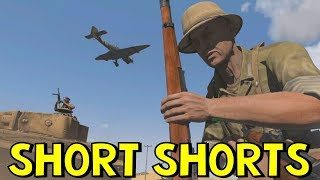 Short Shorts | ArmA 3 WW2