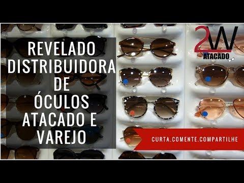 27dbf630d REVELADO DISTRIBUIDORA DE ÓCULOS DE SOL E ARMAÇÕES | ATACADO E VAREJO |  ÓCULOS 2W - YouTube