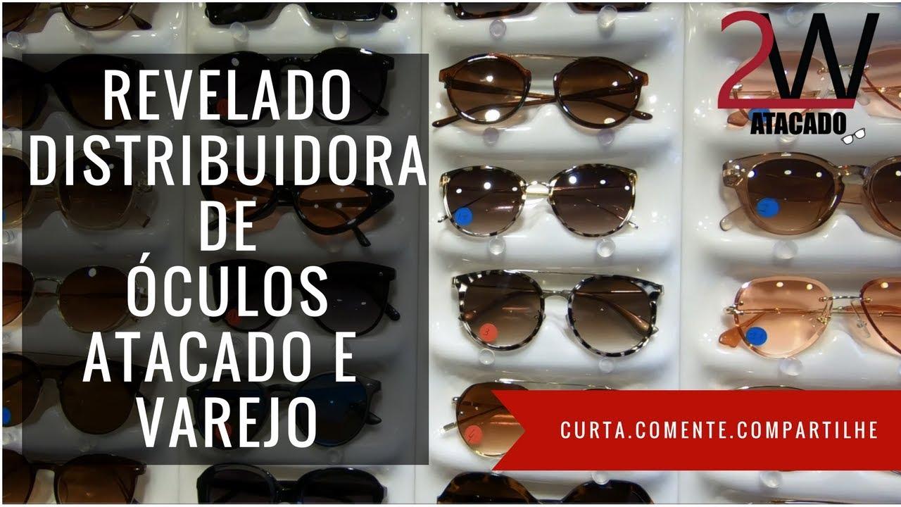 e4bc51cb8 REVELADO DISTRIBUIDORA DE ÓCULOS DE SOL E ARMAÇÕES | ATACADO E ...