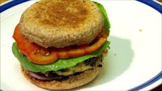 Greek Burgers - Greek Chicken & Feta Burger Recipe