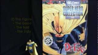 "Issue 60 - Dr. Fate ""MonkeyBoy"" Reviews DC Comics Super Hero Collection by Eaglemoss"