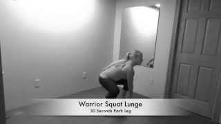 P90X3 in 90 Seconds The Warrior