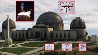 The Galileo Observatory - GTA 5 Jetpack / Chiliad Mystery