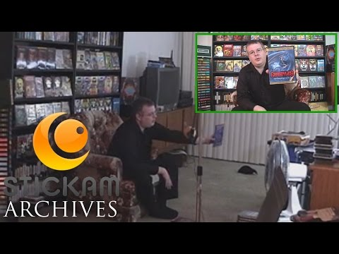 Stickam Archives - Gargoyles and Kong DVD Update LIVE