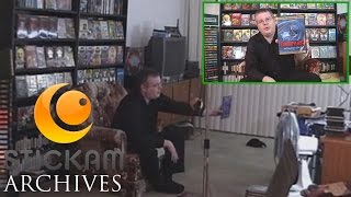 Repeat youtube video Stickam Archives - Gargoyles and Kong DVD Update LIVE
