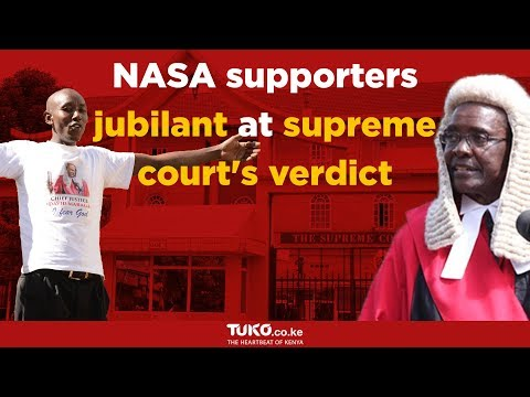 NASA supporters react to supreme court detailed verdict