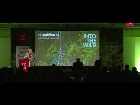 re:publica 2014 - Thomas LeBlanc: Werden wir in 30 Jahren noch Auto fahren? on YouTube