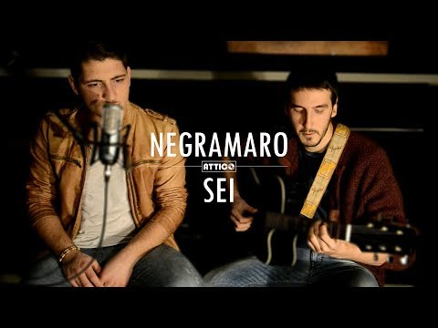 Negramaro - Sei  (Acoustic Cover by OffSet)