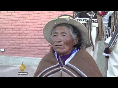 Mother Earth Law: Giving nature equal rights in Bolivia