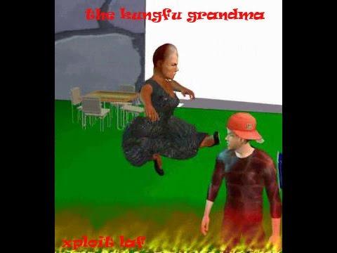 Download akpos and the kungfu grandma [xploit laf funny nigerian cartoon]
