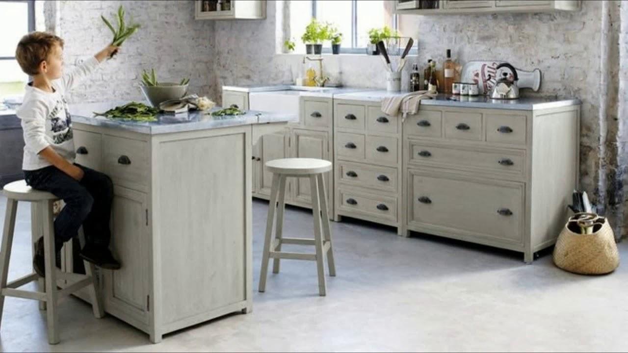 meuble de cuisine independant