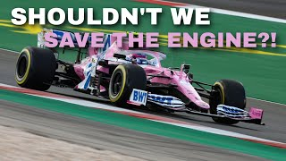 "Team Radio Stroll wants to 𝗿𝗲𝘁𝗶𝗿𝗲 the car! ""What are doing..."" 