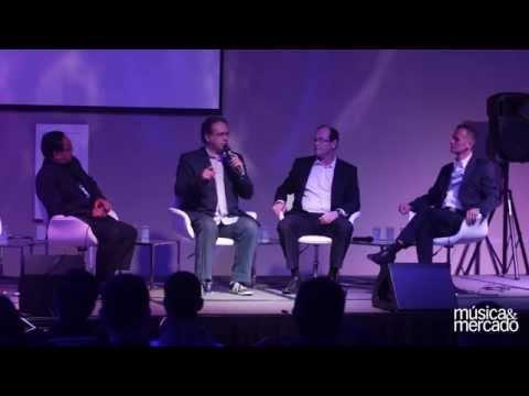 Painel de discussão: Tendências de mercado da música