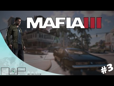 MAFIA 3 | PS4 Gameplay Part 3 | Stalk Your Enema