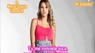 'Mi Estrella' Con Letras   Christian Dominguez y Maria Grazia Gamarra   Mi amor el Wachiman HD