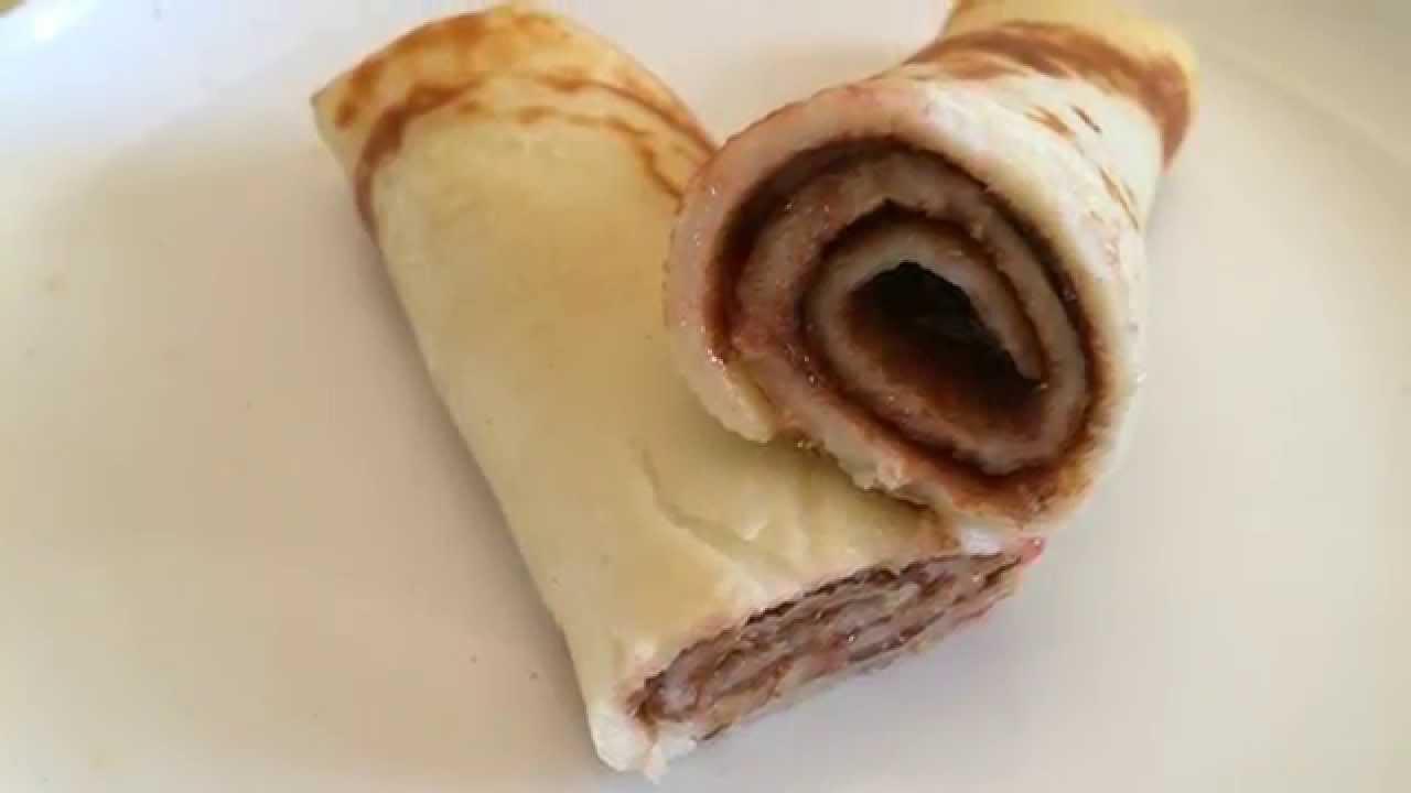 Crepes dulces f ciles y r pidos recetas by fany youtube - Blog de postres faciles ...