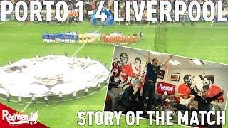 Porto v Liverpool 1-4 | Story of the Match