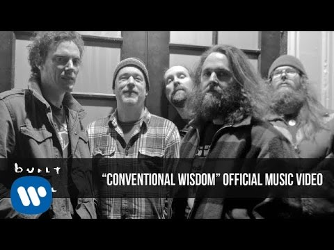 Built To Spill - Conventional Wisdom [Official Music Video]