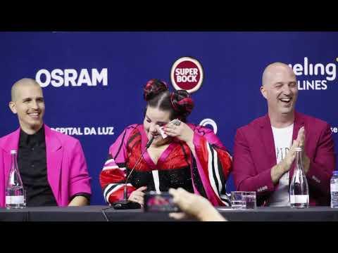 doron medalie - toy - netta- israel - eurovision 2018
