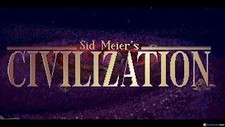 Civilization longplay (PC Game, 1991) - edited version