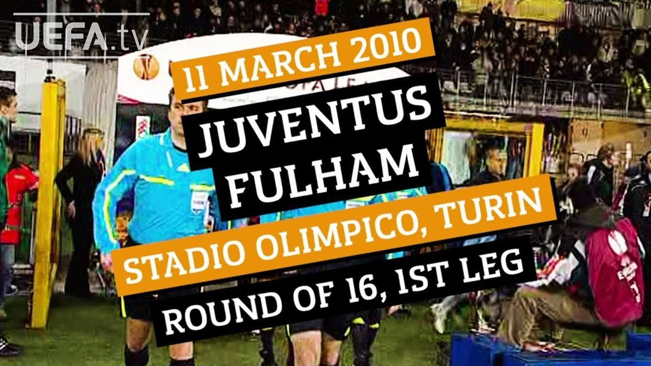 464916d6669 UEL Fixture Flashback  Fulham 5-4 Juventus - YouTube
