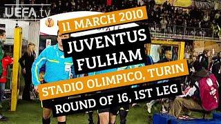 #UEL Fixture Flashback: Fulham 5-4 Juventus (Aggregate)