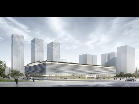 Cruz y Ortiz Arquitectos • National Museum of Chinese ancient Art, Shanghai