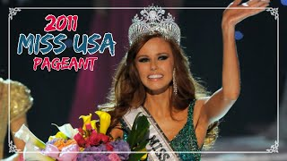 2011 Miss USA Pageant - Full Show