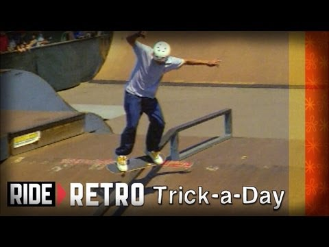How-To Skateboarding: Backside Feeble Grind with Tony Hawk and Eric Koston