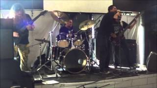 MALAK Roots Bloody Roots SEPULTURA cover LIVE