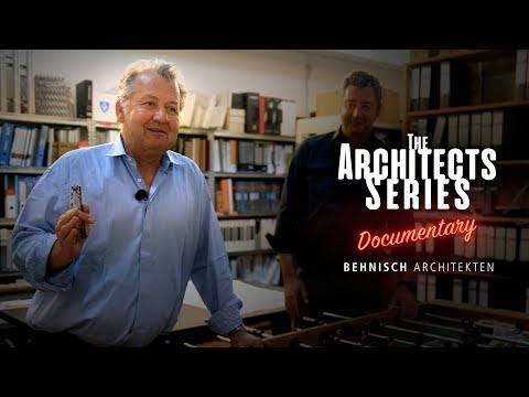 The Architects Series Ep.10 - A Documentary On: Behnisch Architekten