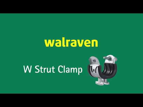 Walraven W Strut Clamp