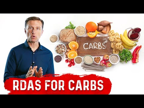 What is the Dietary Requirement for Carbohydrates?