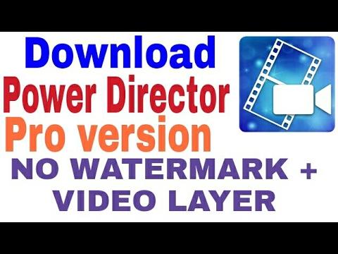 powerdirector pro app download