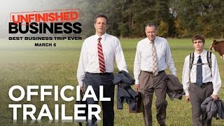 Unfinished Business | Official Full online [HD] | 20th Century FOX