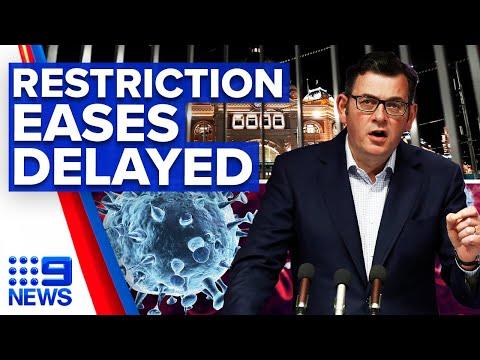 Coronavirus: Melbourne restriction