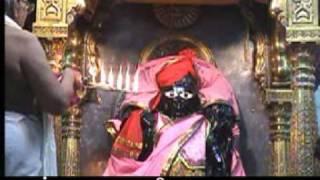 Ranchhodji Mangala Arati dakor