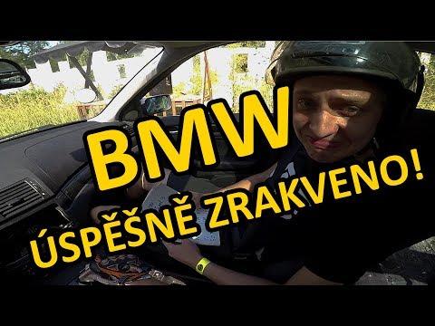 Rallye Muna - BMW E46 (1. část)