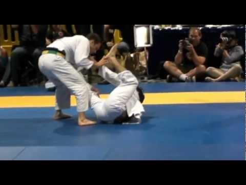 Kron Gracie x Victor Estima:  2012 World Jiu-Jitsu Expo