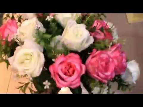 Искусственные цветы оптом приводим в порядок