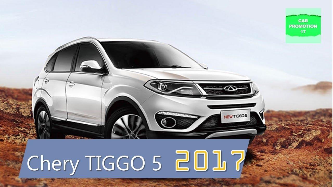 2017 Chery Tiggo 5 Review Interior Exterior Performance Drive