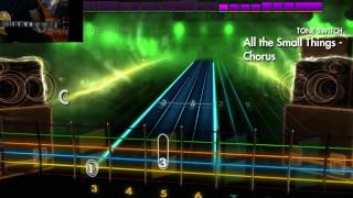 "Rocksmith 2014 ""All the Small Things"" by Blink-182 - Lead Guitar"