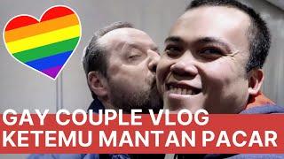 [20.65 MB] GAY COUPLE VLOG : Suami Bule Perancis Ketemu Mantan - Suasana di Chinatown Paris