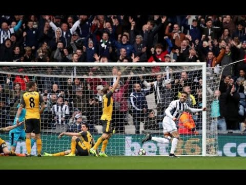 Download West Bromwich Albion vs Arsenal 3 1   All Goals Highlights   Premier League 18032017 HD